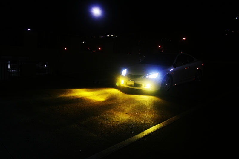 Acura RSX HID | HID Kit & Xenon Conversion pictures and reviews on