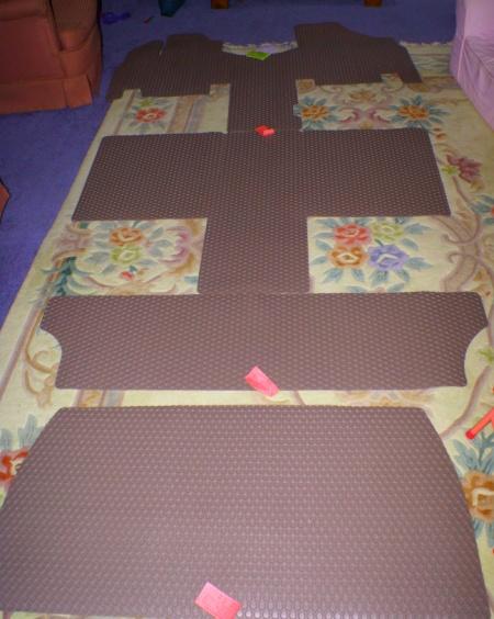 honda odyssey lloyd mats Rubbertite Floor Mats