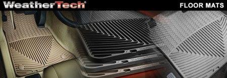 weathertech all weather floor mats