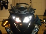 Can-AM Spyder HID Kit