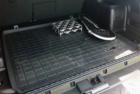 4runner Weathertech Cargo Liners Hid Kit Xenon Conversion Pictures And Reviews