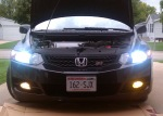 Putco Halogen Performance Bulbs Jet Yellow