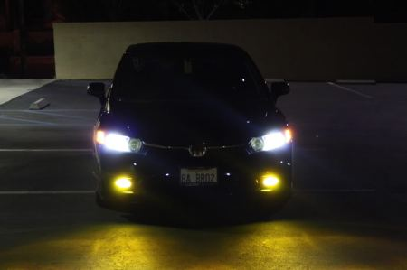 2010 Honda Civic Xtreme HID Kit