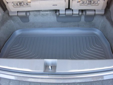 Husky Liners in rear cargo area